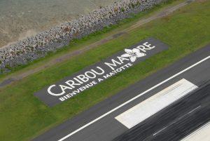 Caribou aux nouveaux arrivants à Mayotte