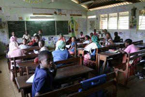 Le dispositif scolaire Vacances Apprenantes a commencé dès ce lundi matin