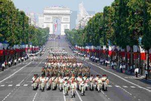 Mayotte représentée à Paris lors de la fête nationale ce mardi 14 juillet