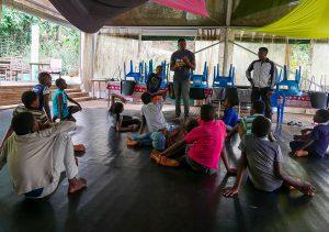 L'association Hip Hop évolution fait rayonner la création artistique à Mayotte cet été