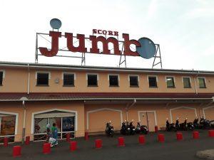 « Bye bye Jumbo, Caribou Carrefour », ce premier juillet est jour de changement à Mayotte