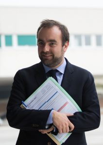 L'ancien LR Sébastien Le Cornu vient d'être nommé nouveau Ministre des Outre-Mer