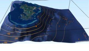 Les recherches sur le nouveau volcan de Mayotte poursuivent leur cours