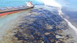 Le MV Wakashio ne présente pas de danger pour Mayotte