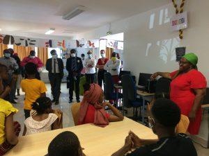 La médiathèque de Chirongui reçoit de jeunes écrivains mahorais en résidence