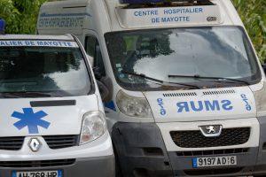 Les ambulanciers de Dzoumogné en droit de retrait