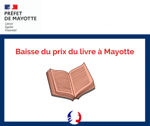 Mayotte rentre dans le pli en matière de vente de livres