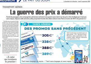 Des prix qui ont de quoi faire rêver Mayotte