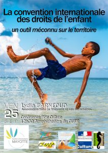 Une conférence pour évoquer les droits des enfants