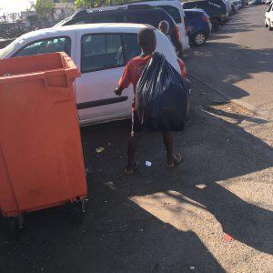 Insee Enfant poubelles