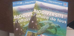 Un magazine départemental qui met à l'honneur le territoire et ses problématiques