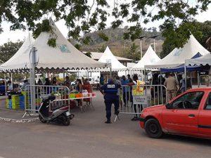 Pamandzi lance son premier marché paysan