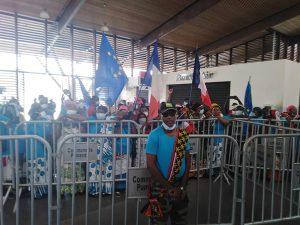 Moutouin Soufiyane s'est envolé pour son procès à La Réunion