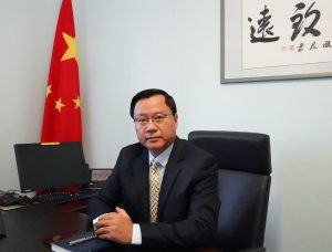 Le consul de Chine quitte La Réunion pour raisons économiques?
