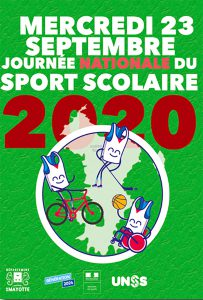 UNSS sport scolaire