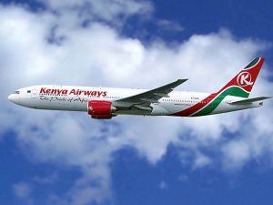 Placement en septaine pour les passagers de Kenya Airways