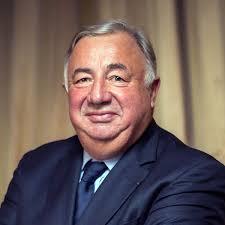 Gérard Larcher réélu le président du département s'en félicite