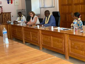 Rencontre sécurité – immigration à Bouéni