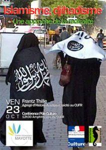 Affiche Frantz Thille