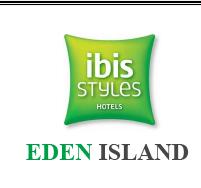 Ce sera un hôtel Ibis à l'aéroport !