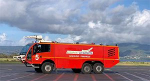 Les pompiers de l'aéroport répondent au communiqué du préfet