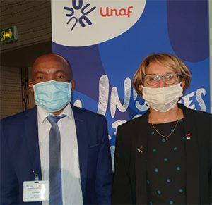 Ali Nizari élu au conseil d'administration de l'UNAF