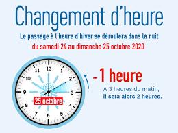 L'heure a changé cette nuit mais pas à Mayotte