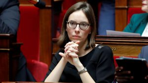 member-of-parliament-amelie-de-montchalin-attends-a-session-at-the-national-assembly-in-paris_6166900