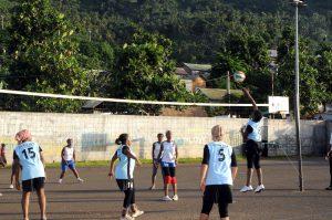 Troisième édition de la Fête du Sport à Pamandzi