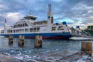 Grandes marées, le trafic des barges sera perturbé