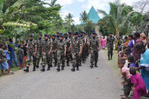 Une 3ème promotion de cadets baptisée Kamardine HASSANI dit KHAMS ».