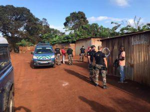 Opération «sécurisation des axes et des communes» de la gendarmerie
