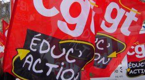 La CGt Educ'Action toujours sur le pont de la Covid