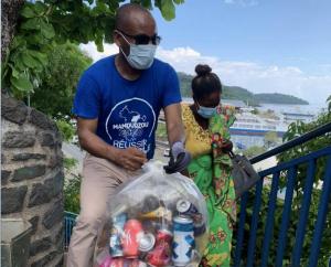 Mamoudzou : lancement de l'opération Urahafu Na Unono