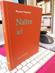 Nassuf Djailani, lauréat du Prix littéraire Fetkann-Maryse Condé 2020 dans la catégorie Poésie