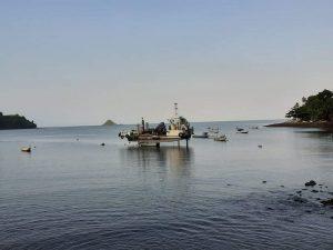 Chiconi : le projet de construction du ponton de pêche bien avancé