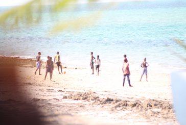 Le beach soccer à l'honneur à Mayotte