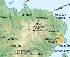 Bienvenue à la Communauté d'agglomérations du Nord de Mayotte