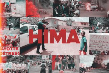 Avec Hima, Terrell Elymoor livre un message plein d'espoir pour Mayotte