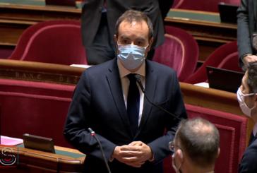 Sébastien Lecornu sur Giscard : «il s'est effectivement épris d'Outre-Mer»