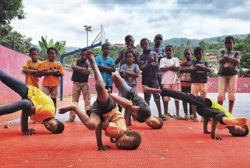 Hip Hop Evolution anime les vacances des jeunes de Mayotte