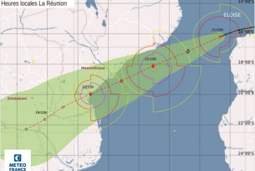 Le Mozambique se prépare à affronter Éloïse demain matin