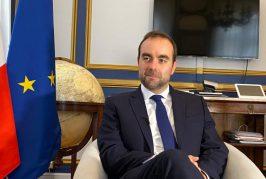 Sébastien Lecornu s'adresse aux Mahorais aujourd'hui