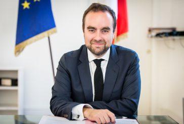 Sébastien Lecornu s'adresse aux mahorais dans un tweet