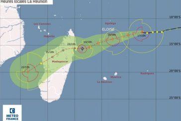 Éloïse dévaste le nord de Madagascar sur son passage