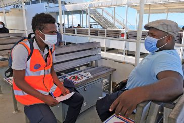 Des médiateurs sur les barges pour faire respecter les mesures sanitaires