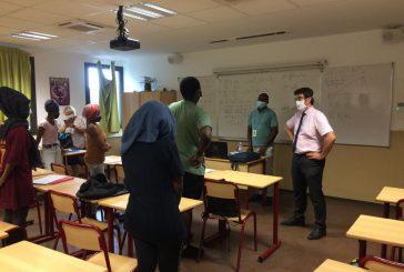 Le dispositif Écoles Ouvertes convainc les élèves du lycée des Lumières