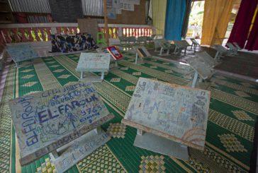 Doujani : 50 enfants sans masques dans une madrasa