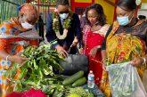 Le marché d'Hanjagoua a ouvert ses portes aujourd'hui