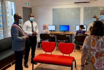 Mamoudzou Ville connectée : un nouvel outil disponible à la MJC de Mgombani